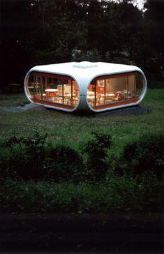 Venturo House - Matti Suuronen. I had totally forgotten these and was just blown…