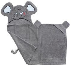 Elephant towel for little man