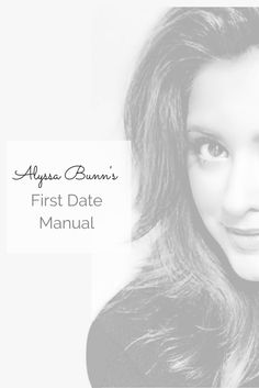 Professional matchmaker, Alyssa Bunn, provides her first date manual... #firstdate #datingtips #datingadvice #dating #singles #single #tawkify #matchmaker #datingservice #cureforthecommondate #findlove