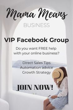 The FREE Facebook Group for female entrepreneurs!  You will get a community of women that support you and guide you through growing your business.  Direct sales tips, network marketing help and social media growth strategies will help you become successful at direct sales or any online business.  Come join us!!  #networkmarketing #directsales #momboss #femaleentreprenuer Using Facebook For Business, How To Use Facebook, Free Facebook, Facebook Marketing, Marketing Digital, Social Media Marketing, Business Advice, Online Business, Business Coaching