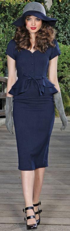 Jeannette Dress |  Stop Staring!