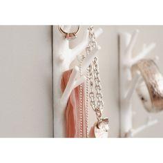 Branch Hanger Medium - White - Bosign. #swedishdesign #hanger #branch #bosign