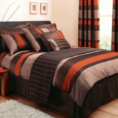 Orange Comforter Sets Bedding Clearance Bedding