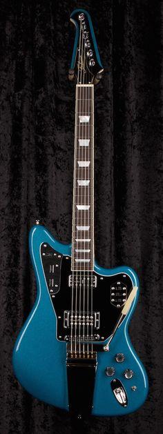 Feline Guitars - Jag Firebird