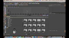 Cinema 4D Tutorial 18 - Creating a Tool Kit
