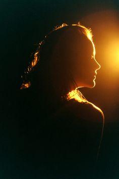 Portrait of Marion Cotillard by Ryan McGinley