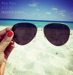 #rayban when I see them first time, I fall in love with them.