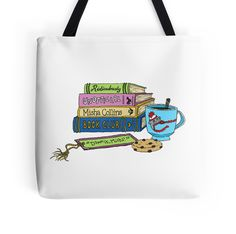 Ridiculously Unofficial Misha Collins Book Club tote bag