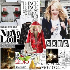"""Happy New 2013! ♥"" by mars ❤ liked on Polyvore"