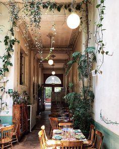 sfgirlbybay / bohemian modern style from a san francisco girl San Francisco Girls, Cafe Interior, Interior Design, Mexico City, Wabi Sabi, Urban, Decoration, Old Houses, Provence