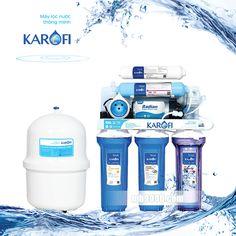 Máy lọc nước tiêu chuẩn 6 cấp