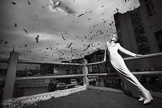 Kati Nescher by Mario Sorrenti
