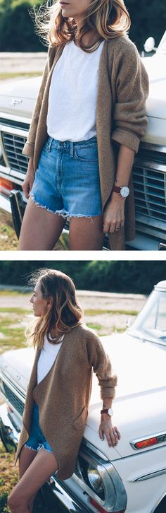 Staying on point this fall has is going to be so enviably easy. Chicwish Just Kn… Fall Outfits, Casual Outfits, Summer Outfits, Cute Outfits, Unique Fashion, Womens Fashion, Fashion Trends, Trendy Fashion, Fashion 2017