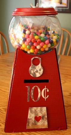 10 Valentine Box Ideas
