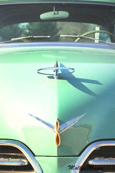 Is Dad a vintage car kinda guy? Studebaker fine art print.