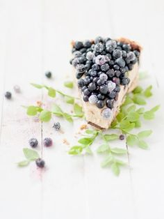Wild Blueberry Pie Recipe   Keep reading for 24 Recipes for Blueberry Pie Day