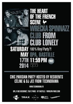 17.05.2014 @ THE HEART OF THE FRENCH SCENE
