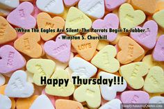 Happy Thursday #Thur