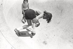 Et Motel Pool, Venice Beach, California - 15/10/77