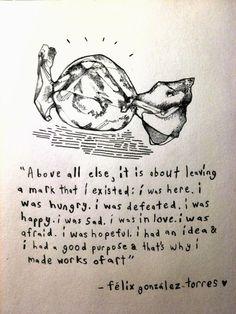 Felix Gonzalez-Torres    @H A L E Y |  V A N  |  L I E W Davis