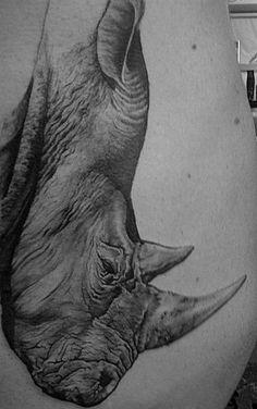 Tony Olivas: Artist, Owner: Sacred Heart Tattoo, Atlanta GA-- incredible animals