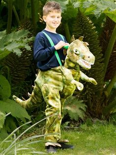 dinosaurus verkleedpak