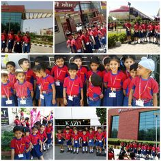 Pre primary students of Jesus Sacred Heart School enjoyed the city ride on 24.04.2017.Here are the snaps