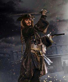 Pirate Art, Pirate Life, Captain Jack Sparrow, Jack Sparrow Tattoos, Jack Sparrow Wallpaper, Disney Pixar, Jonny Deep, Film Serie, Pirates Of The Caribbean