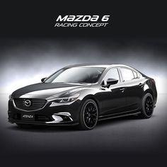 Imaginas tu Mazda más emocionante? Mazda6 Racing Concept! by mazdaoficial