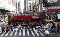 Yep doing this! The Hop on Hop off Gray Line double decker buses tours! Top of the rock, The museum of Modern Art, Chinatown, Lincoln center, Central Park....