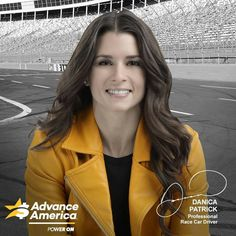 Danica Patrick - Sun in Aries Danica Patrick Yoga, Sue Patrick, Female Race Car Driver, Car And Driver, Greg Biffle, Bad To The Bone, Mannequin, The Ordinary, Style Icons