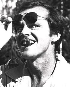 Jack Nicholson at the International Film Festival In Cannes, France.