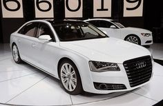 Audi prices 2014 A8L TDI from $82,500*