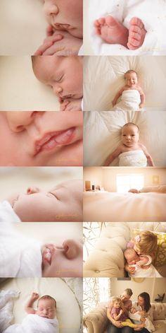 Jennie Pyfferoen Photography Nashville TN Lifestyle Newborn Baby Photographer