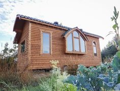 The Damselfly: a luxury custom home from iconic tiny house builder, Zyl Vardos.