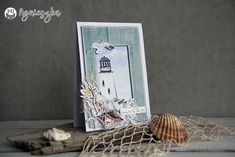 #p13paperproducts #marine #cardmaking #handmade #handmadecards #papercrafts #kartkihandmade #rękodzieło #ręcznierobione #scrapbookingpolska Scrapbooking, Cover, Art, Art Background, Scrapbooks, Kunst, Blankets, Memory Books, Art Education