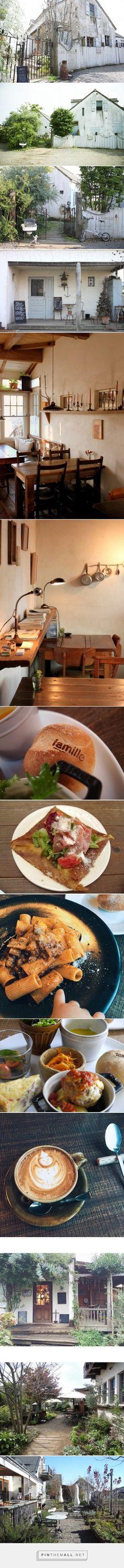 まるで南フランス。物語のように美しい「カフェ・ラ・ファミーユ」で幸せ時間 | キナリノ - created via https://pinthemall.net