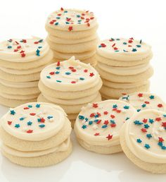 cheryl's buttercream frosted cookies. zomg they are so good.