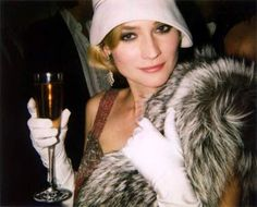 Nicole's Guide To Style: Inspiration: Great Gatsby 25th Birthday