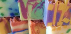 New - BRIGHTER soaps!