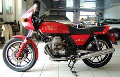 Moto Guzzi V35 Imola