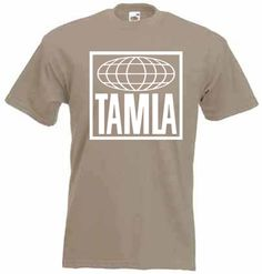 #Tamla #Motown Records Globe T-Shirt. This classic record label logo is a must for all fans of what became known as The Motown Sound