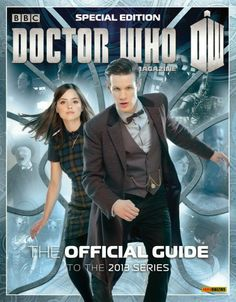 Cover For Doctor Who Magazine Special The Official Guide To The 2013 Series - The Knights - Doctor Who & Science Fiction News