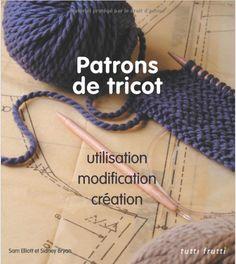 Knitting patterns More Source by mlvero Knitting Stiches, Knitting Books, Knitting Yarn, Crochet Motif, Knit Crochet, Crochet Hats, Tricot Baby, Mode Statements, How To Start Knitting