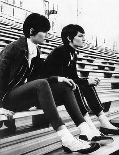 Mod girl friends