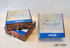 """Design your own promotional packaging on ThePaperWorker.com and order with low minimum quantity!  Shown here is style LMC-4390, Corrugated Custom Box which measures 8.75"""" x 8.75"""" x 3.25""""   -   download a template and design your own today! http://www.thepaperworker.com/8-75-x-8-75-x-3-25-corrugated-box"""