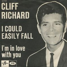 cliff Im In Love, Falling In Love, Sir Cliff Richard, Mark Knopfler, Shadows, Music, Movies, Movie Posters, Musica