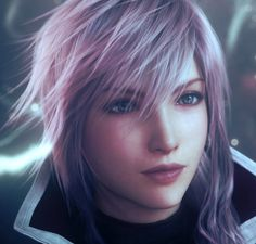 LIGHTNING RETURNS™: FINAL FANTASY® XIII is a new FINAL FANTASY adventure that gives the player direct control over iconic heroine Lightning in a constantly moving, expansive environment, on a quest to save a doomed world from complete destruction. Final Fantasy Type 0, Final Fantasy Girls, Lightning Final Fantasy, Final Fantasy Artwork, Final Fantasy Characters, Fantasy Series, Fantasy World, Lightning Images, Lightning Game