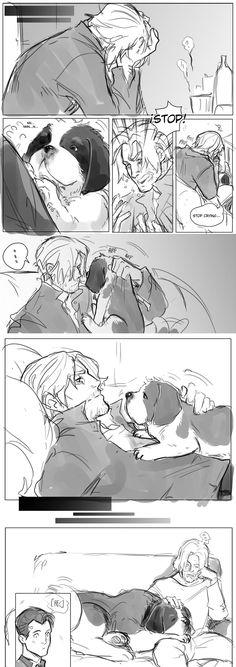 Hank & Sumo