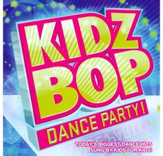 Kidz Bop Dance Party! The niece said she wanted this. So Auntie A ordered it.
